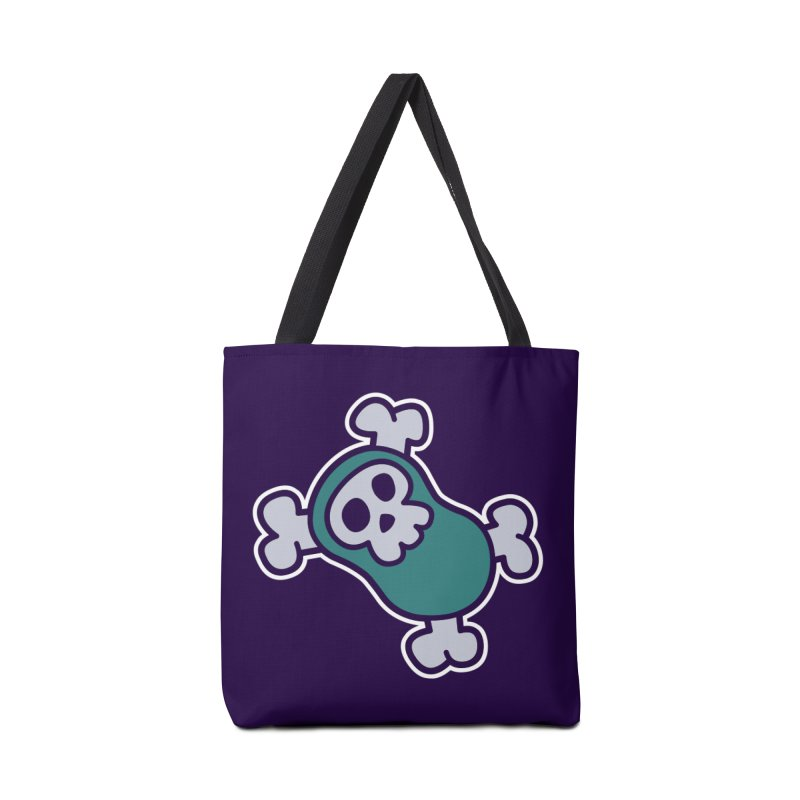 BoneBean Accessories Bag by upstartthunder's Artist Shop