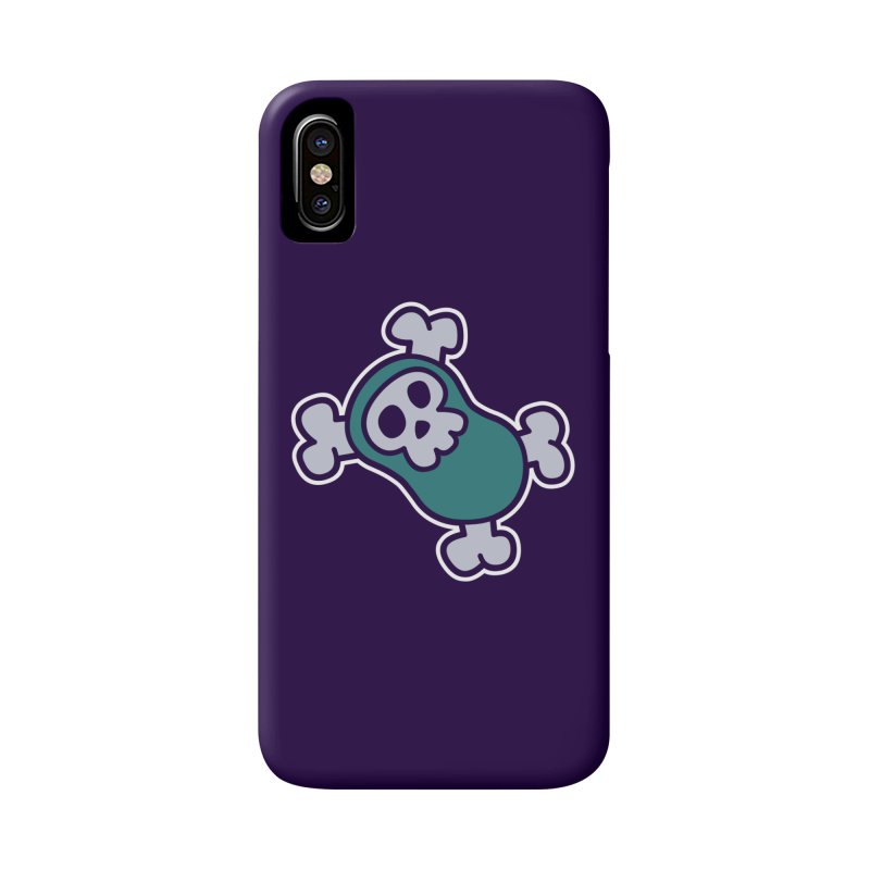 BoneBean Accessories Phone Case by upstartthunder's Artist Shop