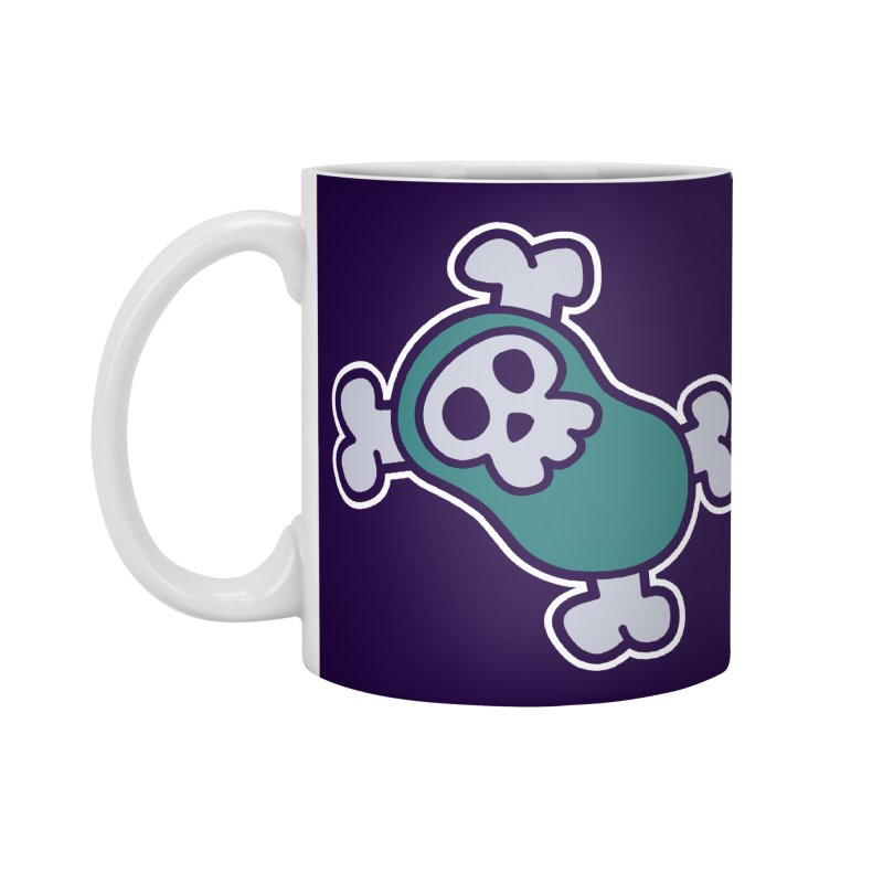 BoneBean Accessories Standard Mug by upstartthunder's Artist Shop