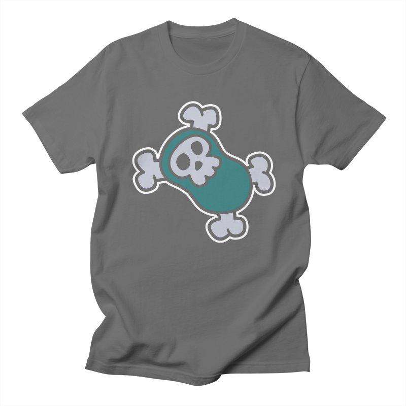 BoneBean Men's T-Shirt by upstartthunder's Artist Shop