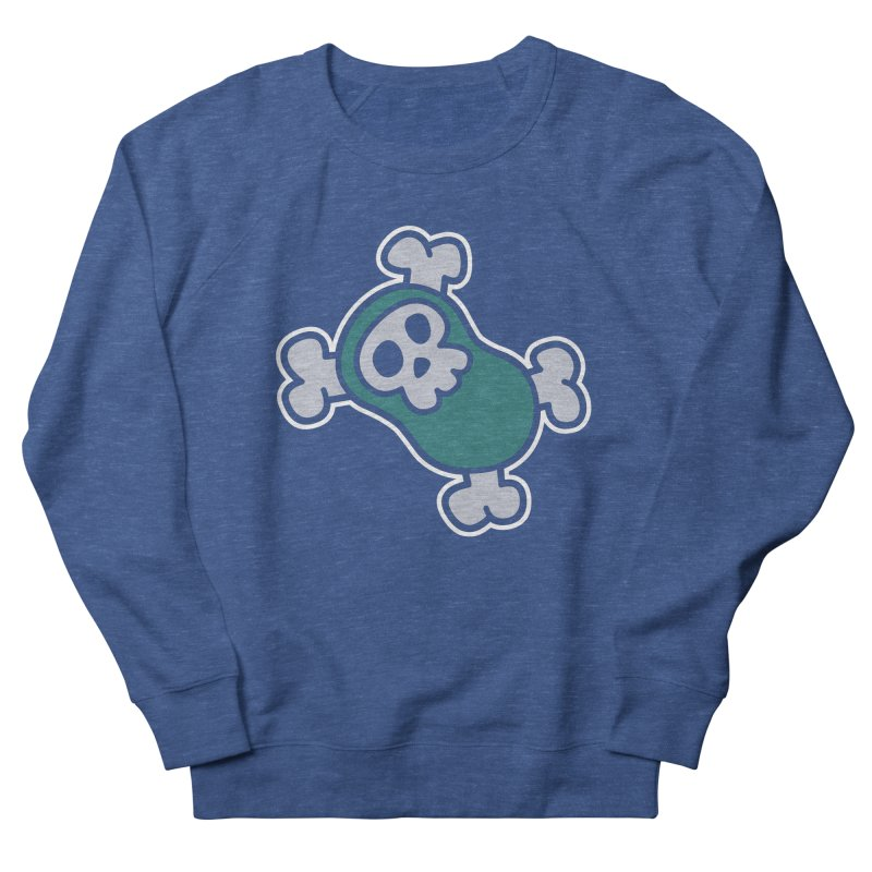 BoneBean Men's Sweatshirt by upstartthunder's Artist Shop