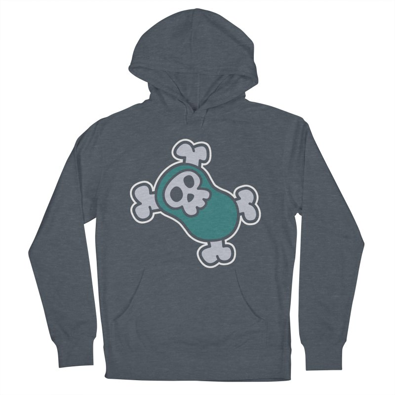 BoneBean Men's Pullover Hoody by upstartthunder's Artist Shop