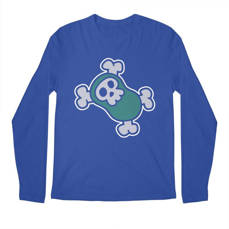 BoneBean Men's Regular Longsleeve T-Shirt by upstartthunder's Artist Shop