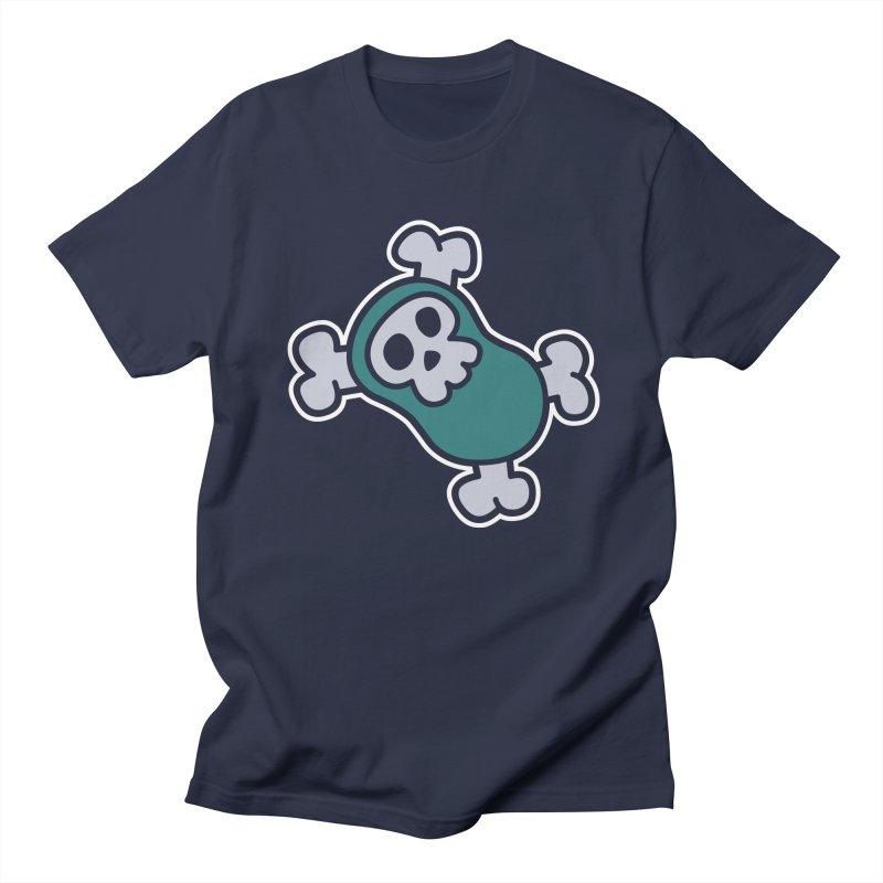 BoneBean Men's Regular T-Shirt by upstartthunder's Artist Shop