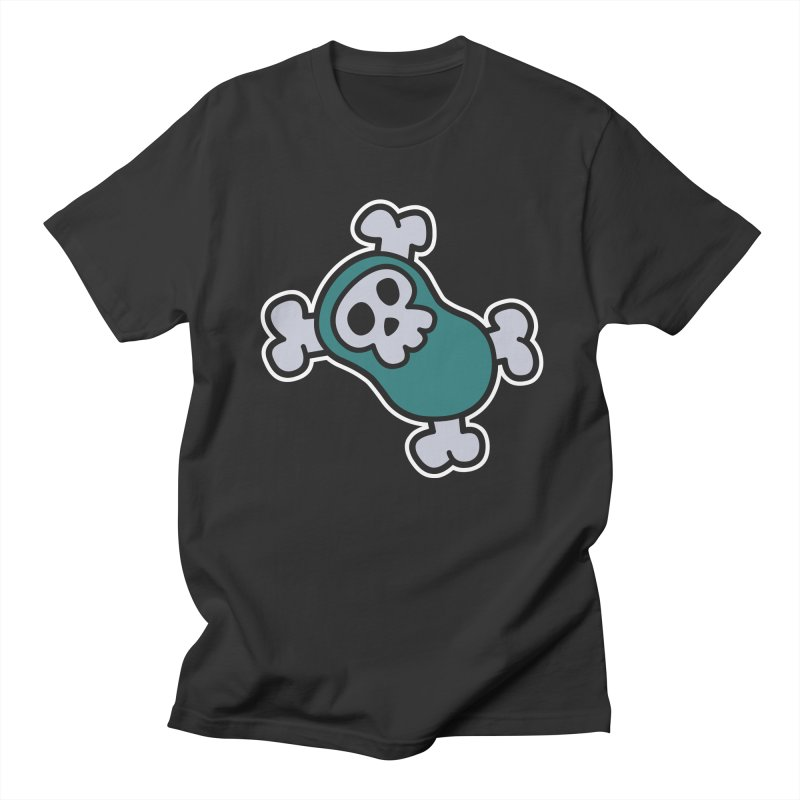 BoneBean Men's T-shirt by upstartthunder's Artist Shop