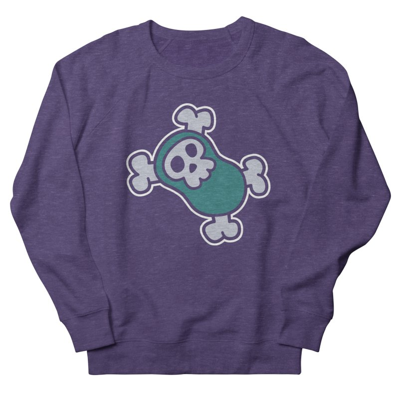 BoneBean Men's French Terry Sweatshirt by upstartthunder's Artist Shop