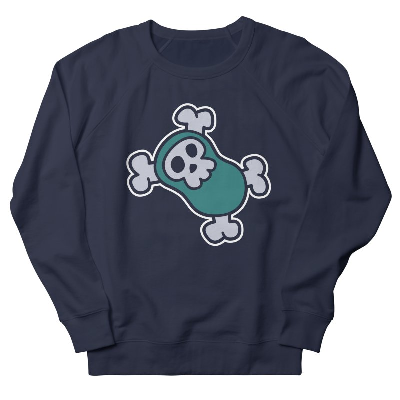 BoneBean Men's French Terry Sweatshirt by upstartthunder's Artist Shop