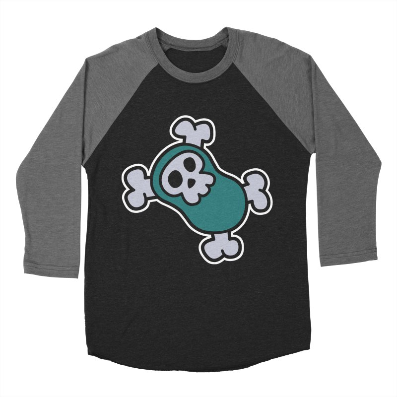 BoneBean Men's Baseball Triblend Longsleeve T-Shirt by upstartthunder's Artist Shop
