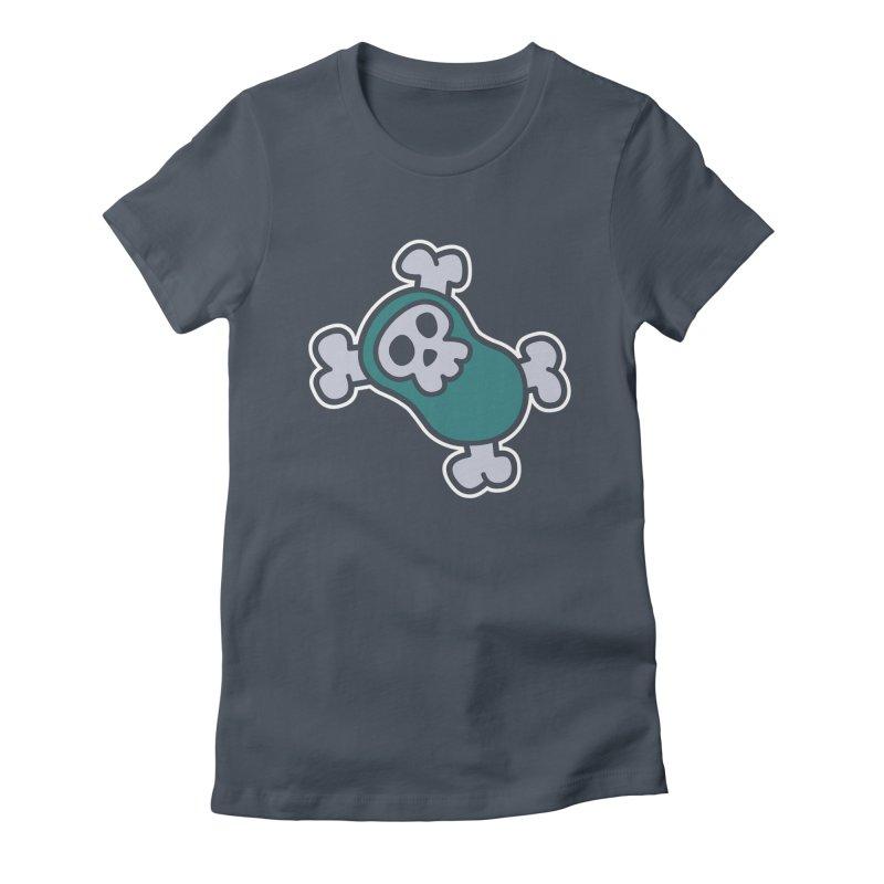 BoneBean Women's T-Shirt by upstartthunder's Artist Shop