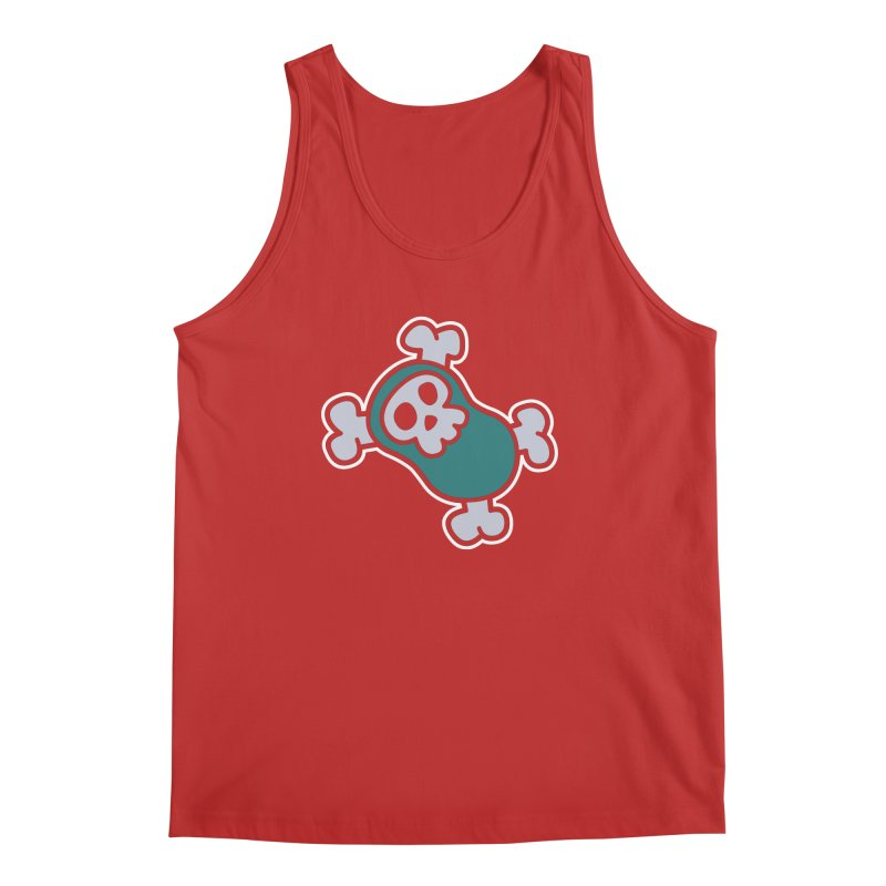 BoneBean Men's Regular Tank by upstartthunder's Artist Shop