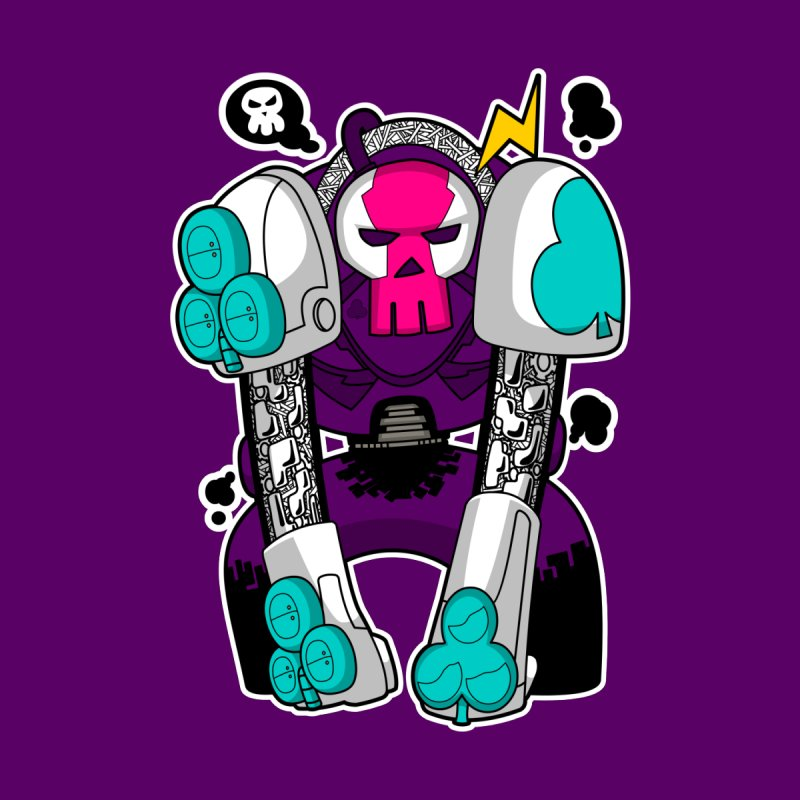 ClubBot Men's T-Shirt by upstartthunder's Artist Shop