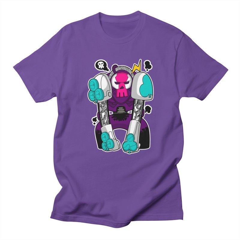 ClubBot Men's T-Shirt by upstartthunder's Artist Shop