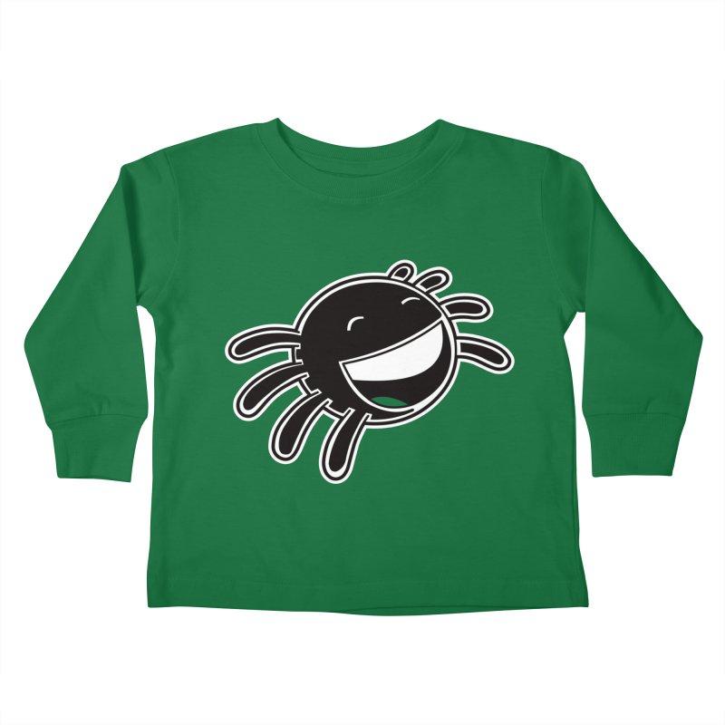Smider Kids Toddler Longsleeve T-Shirt by upstartthunder's Artist Shop