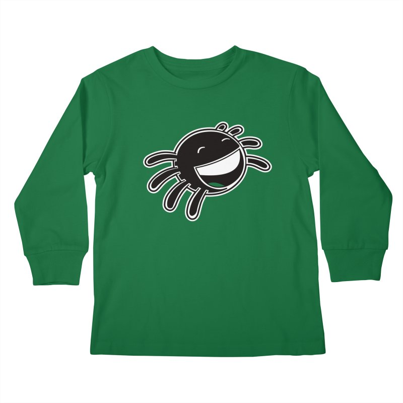 Smider Kids Longsleeve T-Shirt by upstartthunder's Artist Shop
