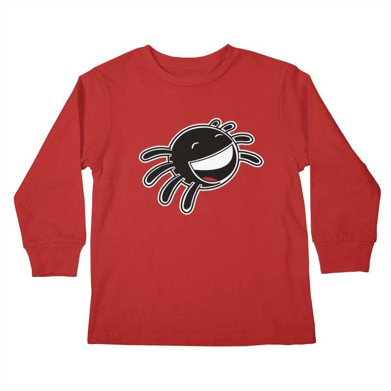Smider Kids Longsleeve T-Shirt by upstartthunder's Artist Shop