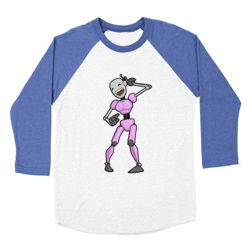 Shiawase Women's Baseball Triblend Longsleeve T-Shirt by upstartthunder's Artist Shop