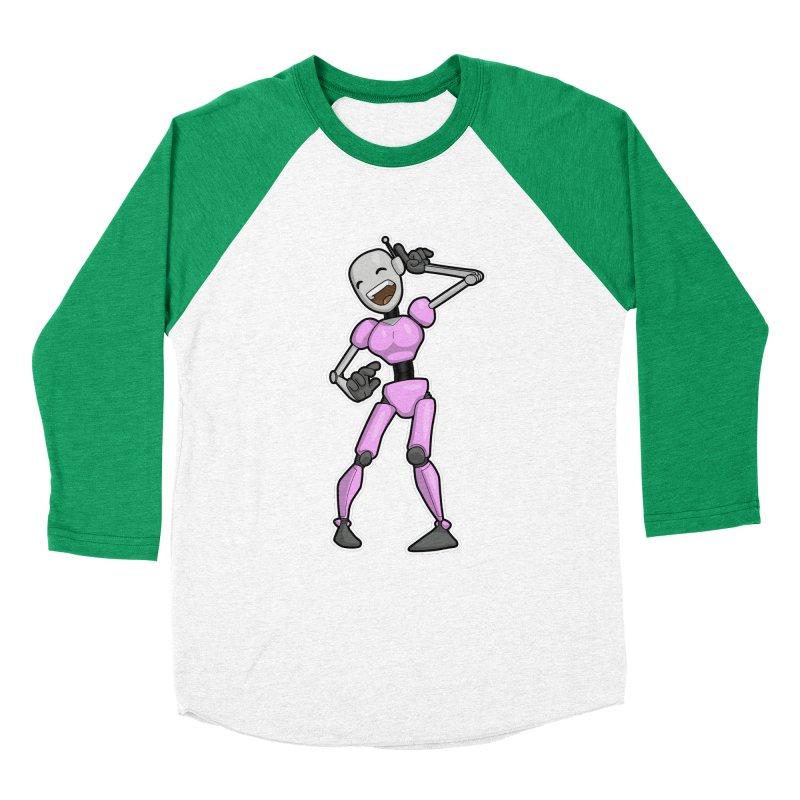 Shiawase Women's Baseball Triblend T-Shirt by upstartthunder's Artist Shop
