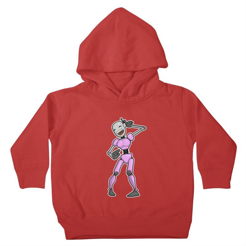 Shiawase Kids Toddler Pullover Hoody by upstartthunder's Artist Shop