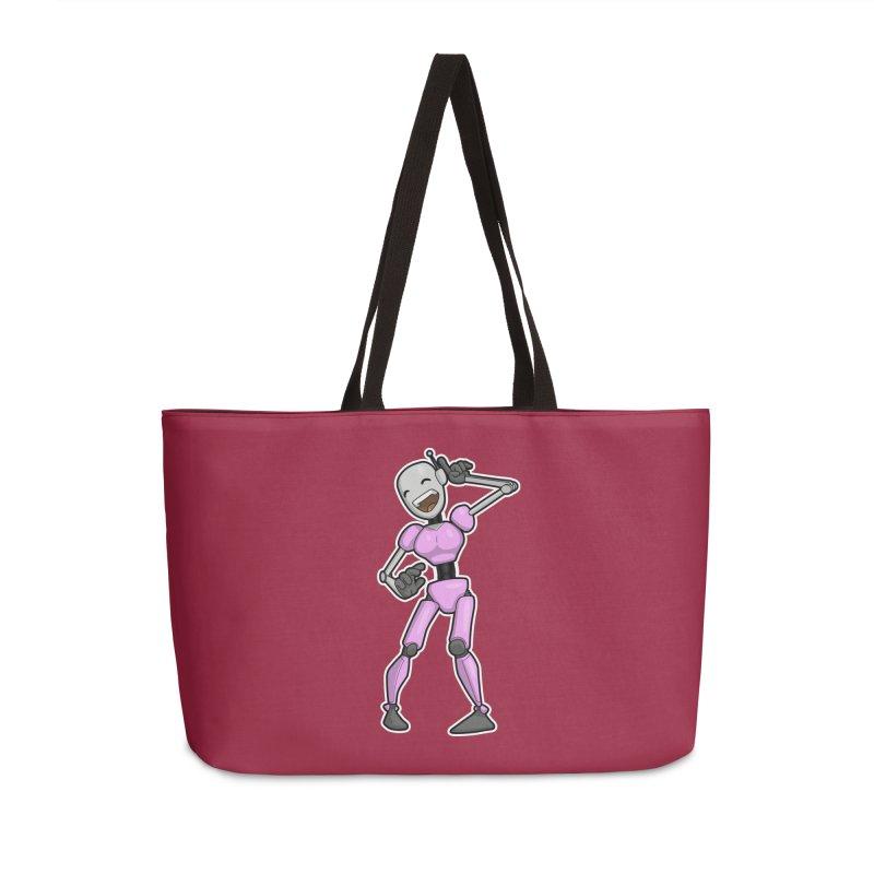 Shiawase Accessories Weekender Bag Bag by upstartthunder's Artist Shop