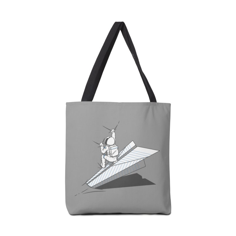 Landing on you Accessories Bag by uptme's Artist Shop