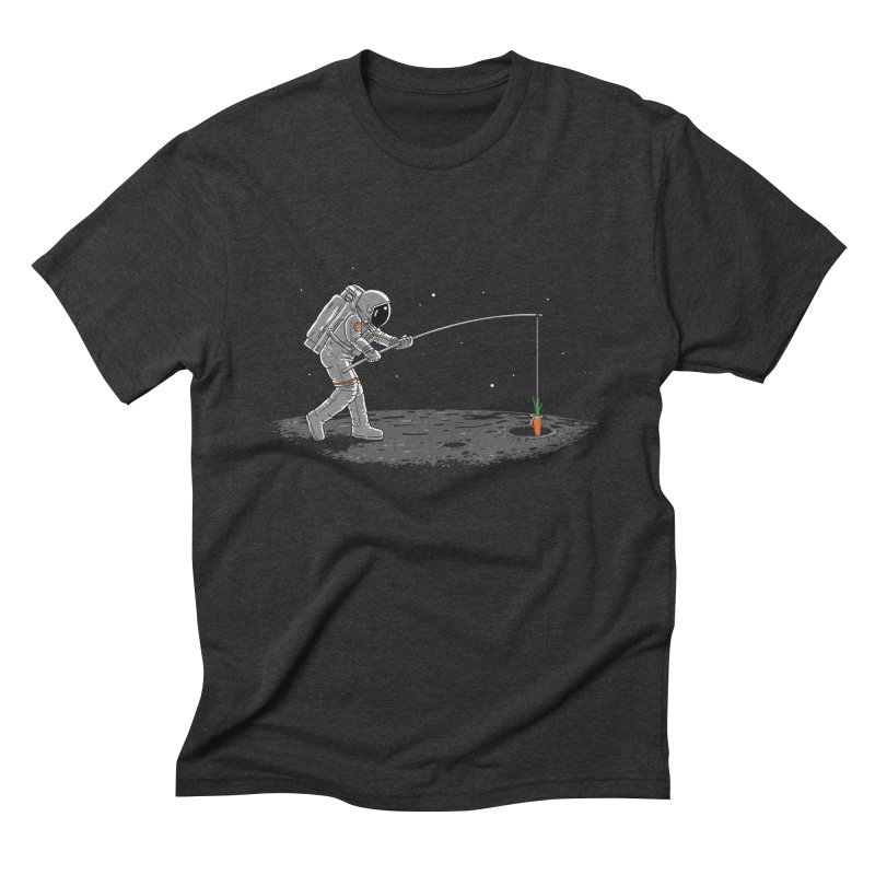 Mission (im)possible Men's Triblend T-shirt by uptme's Artist Shop