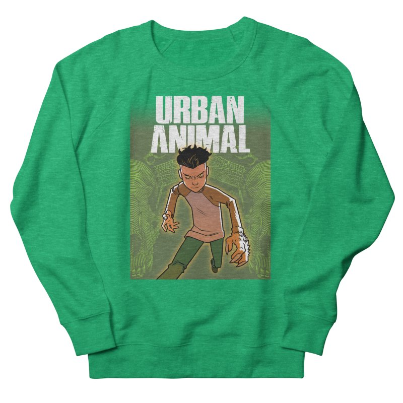 Beast Hands Women's Sweatshirt by Urban Animal Store