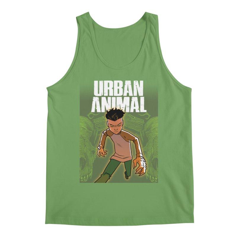 Beast Hands Men's Tank by Urban Animal Store