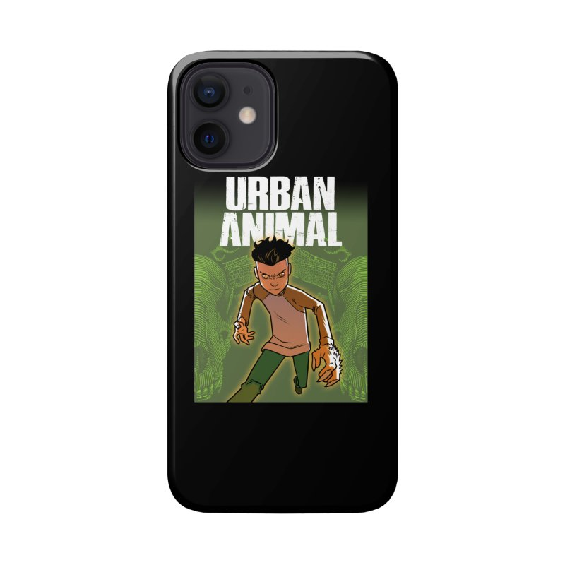 Beast Hands Accessories Phone Case by Urban Animal Store