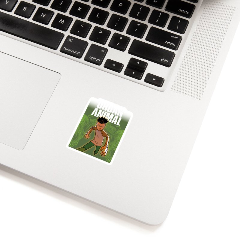 Beast Hands Accessories Sticker by Urban Animal Store