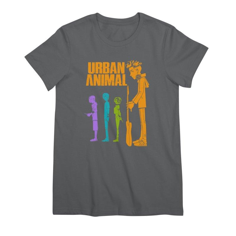 Baby Heist (Gorillaz Tribute) Women's T-Shirt by Urban Animal Store