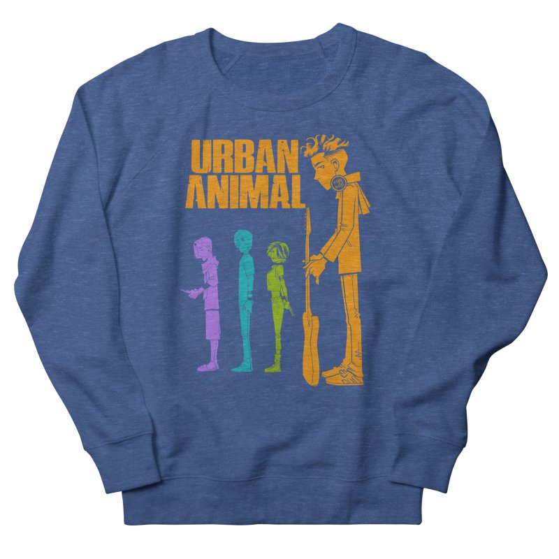 Baby Heist (Gorillaz Tribute) Women's Sweatshirt by Urban Animal Store