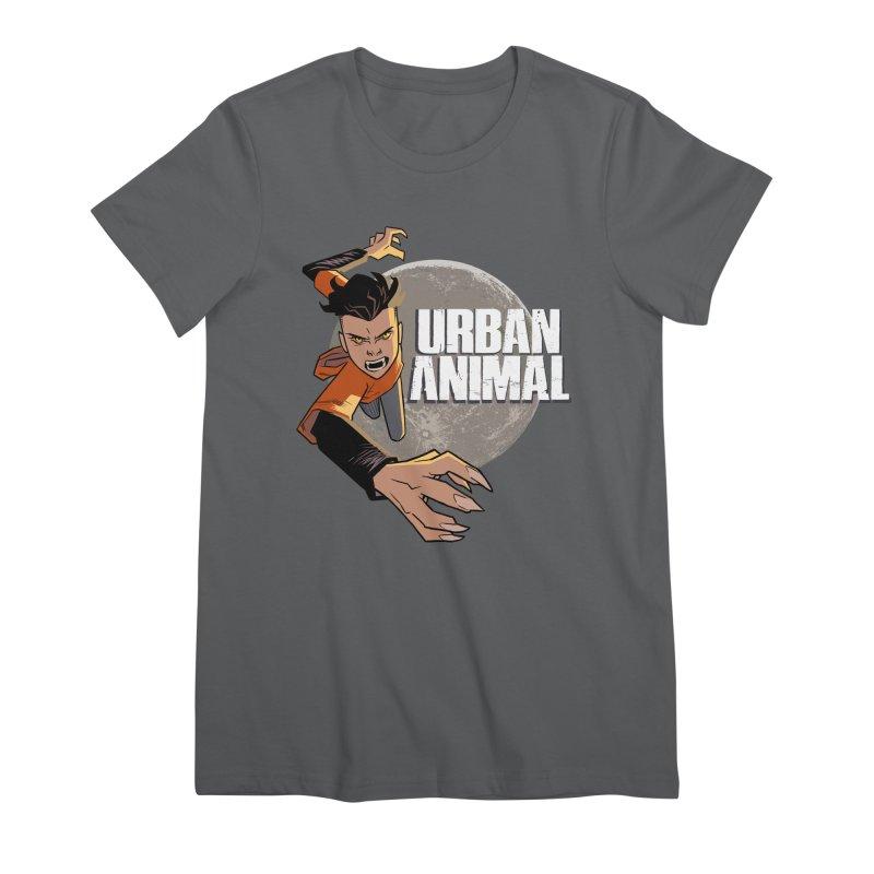 Night of the Chimera Women's T-Shirt by Urban Animal Store
