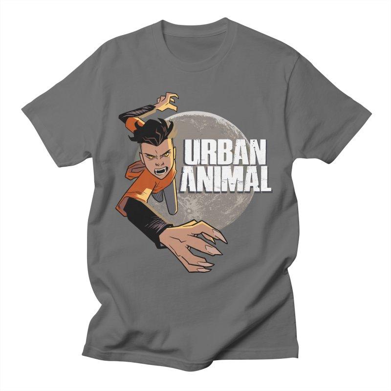 Night of the Chimera Men's T-Shirt by Urban Animal Store