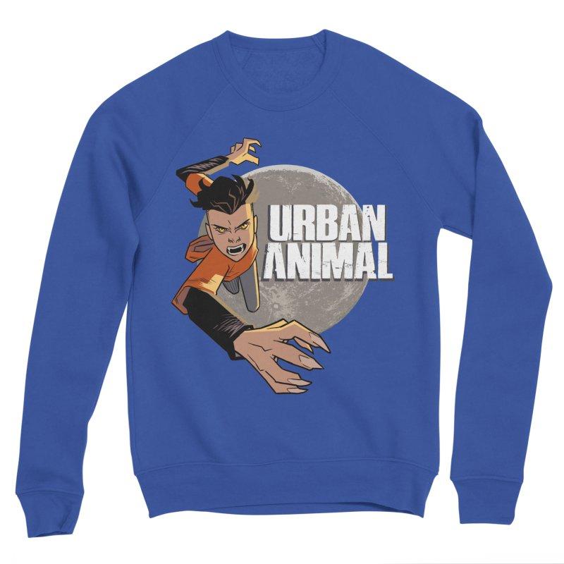 Night of the Chimera Men's Sweatshirt by Urban Animal Store