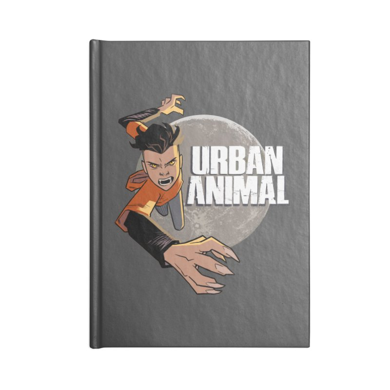 Night of the Chimera Accessories Notebook by Urban Animal Store