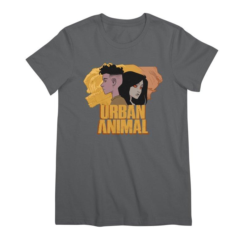 Joe and Kagan Women's T-Shirt by Urban Animal Store