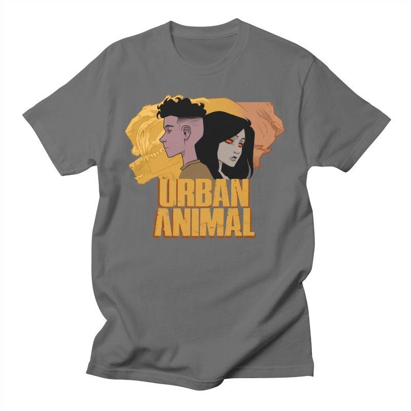 Joe and Kagan Men's T-Shirt by Urban Animal Store