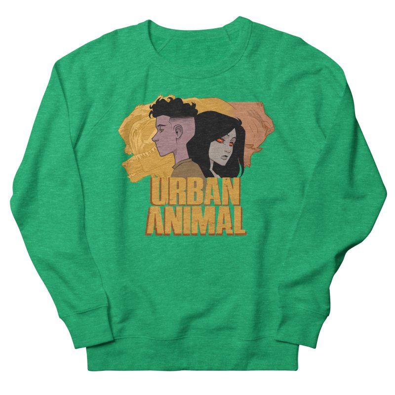 Joe and Kagan Women's Sweatshirt by Urban Animal Store