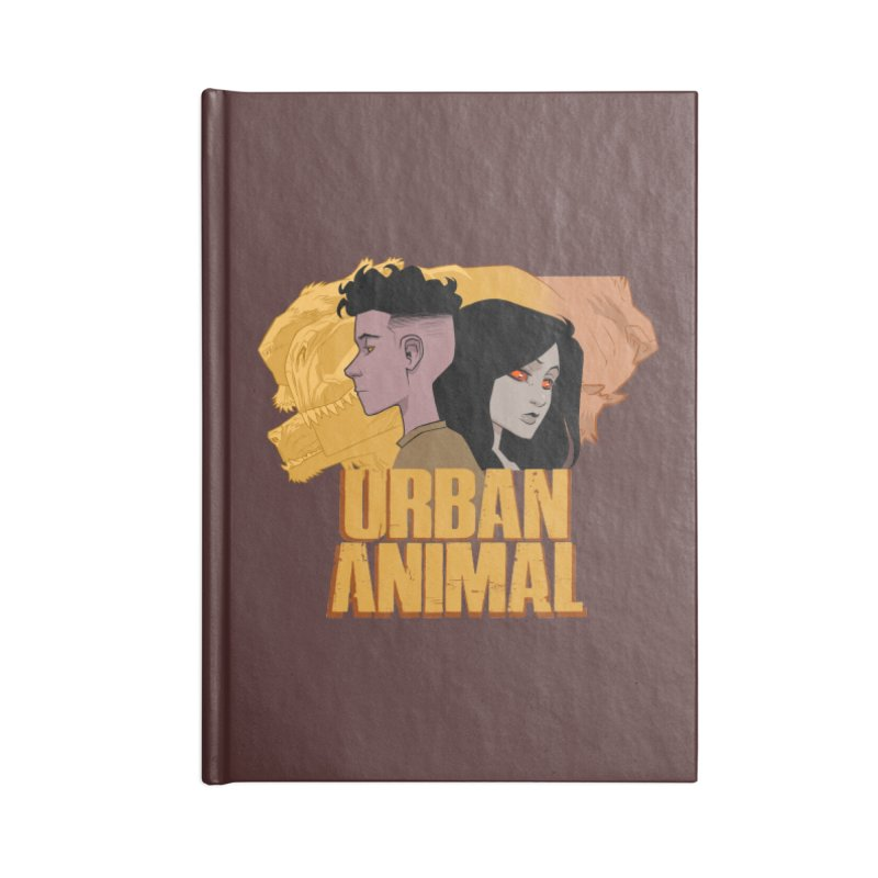 Joe and Kagan Accessories Notebook by Urban Animal Store
