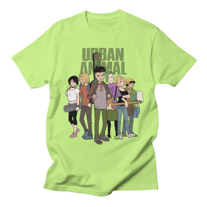 The Urban Animal Kids Men's T-Shirt by Urban Animal Store