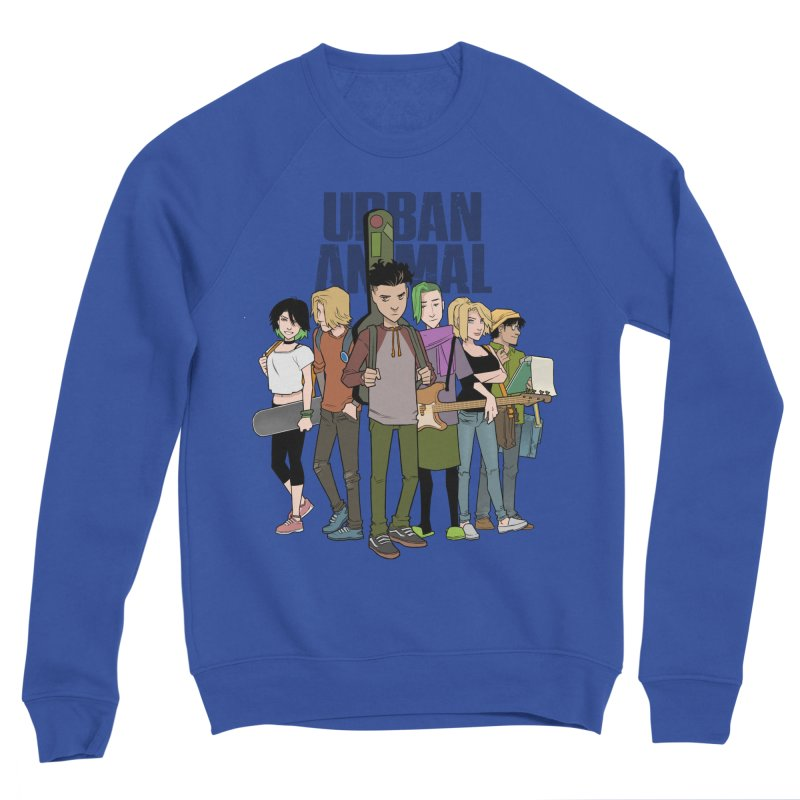 The Urban Animal Kids Men's Sweatshirt by Urban Animal Store