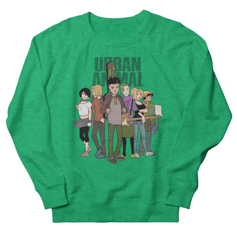 The Urban Animal Kids Women's Sweatshirt by Urban Animal Store