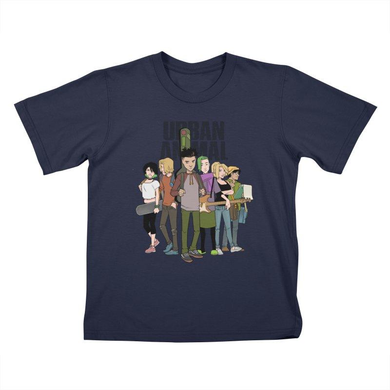The Urban Animal Kids Kids T-Shirt by Urban Animal Store