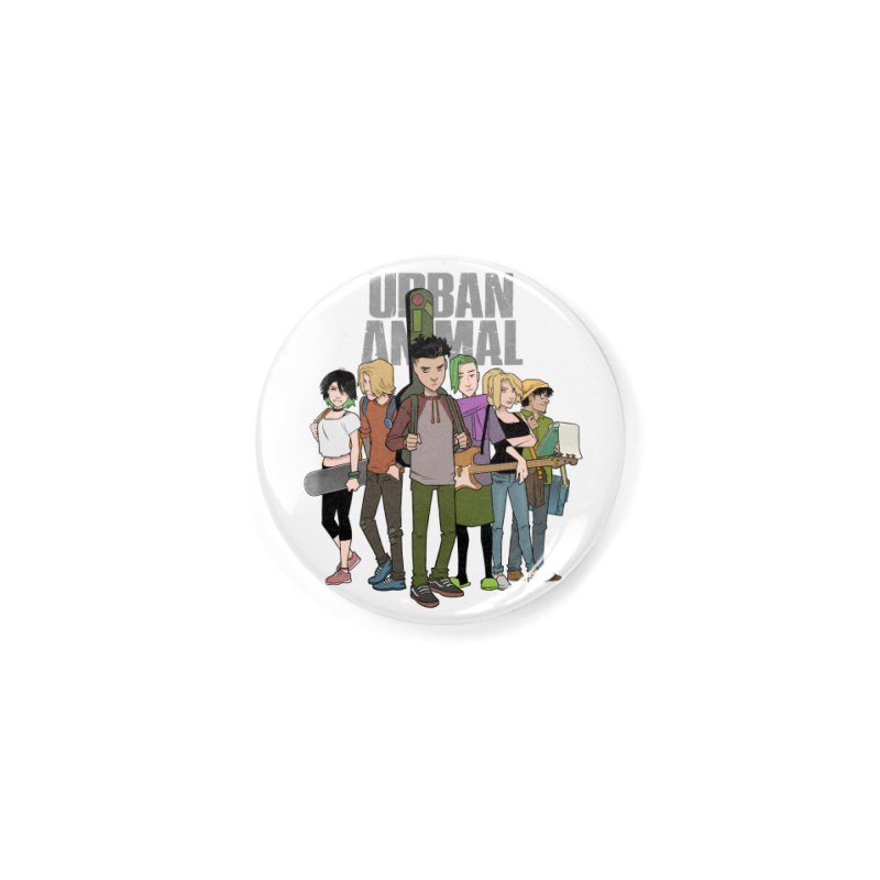 The Urban Animal Kids Accessories Button by Urban Animal Store