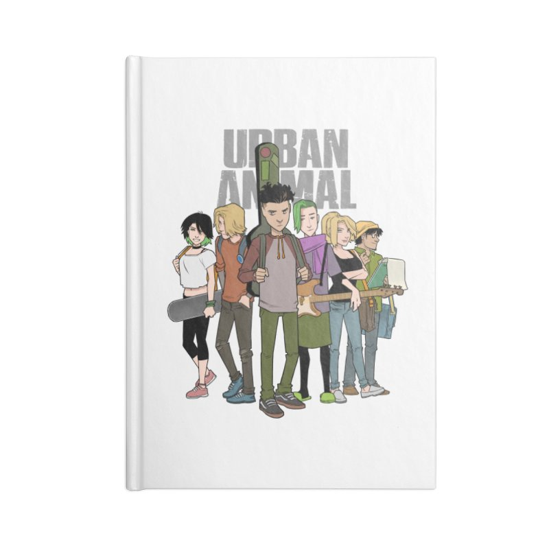 The Urban Animal Kids Accessories Notebook by Urban Animal Store