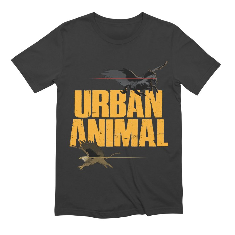 Winged Ones Men's T-Shirt by Urban Animal Store