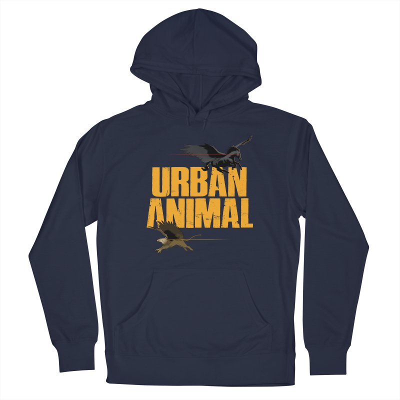 Winged Ones Men's Pullover Hoody by Urban Animal Store
