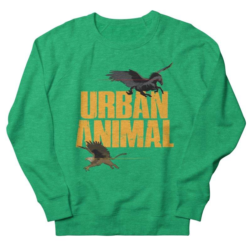 Winged Ones Women's Sweatshirt by Urban Animal Store