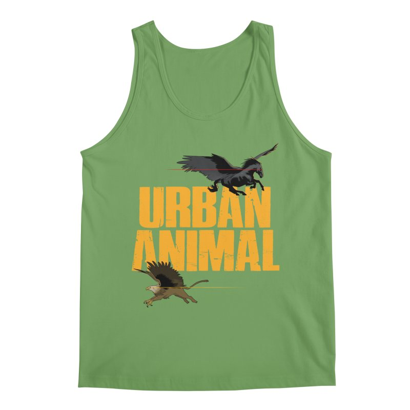 Winged Ones Men's Tank by Urban Animal Store