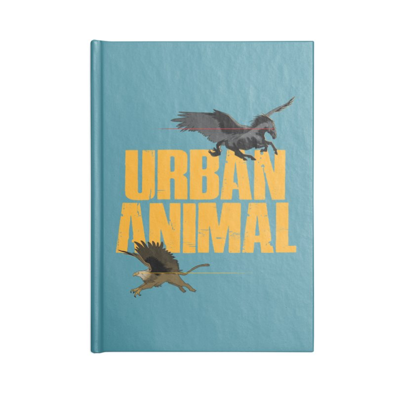 Winged Ones Accessories Notebook by Urban Animal Store
